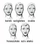 Milyen alakú az arcod?