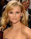szív alakú arc: Reese Witherspoon